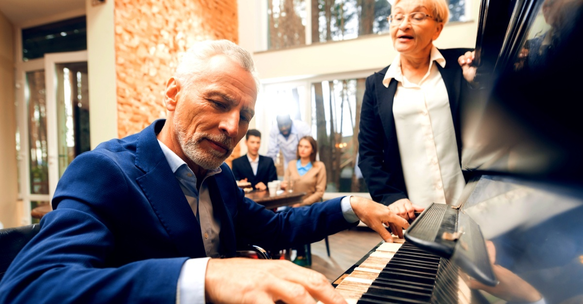 Can You Be Too Old To Learn The Piano?